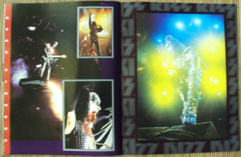 KISS, QUAND TU ME  TOUR.....NES EN BOOK! - Page 4 Dsc02040