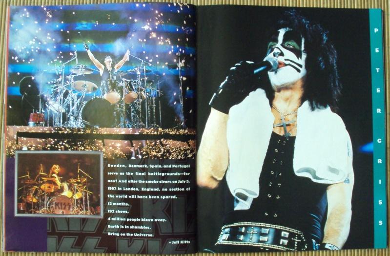 KISS, QUAND TU ME  TOUR.....NES EN BOOK! - Page 4 Dsc02041