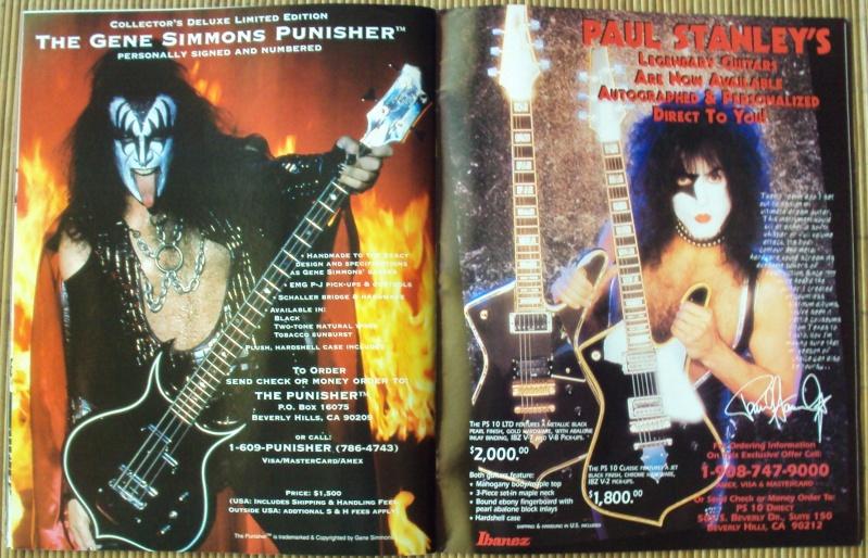 KISS, QUAND TU ME  TOUR.....NES EN BOOK! - Page 4 Dsc02045