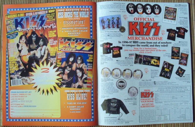 KISS, QUAND TU ME  TOUR.....NES EN BOOK! - Page 4 Dsc02046