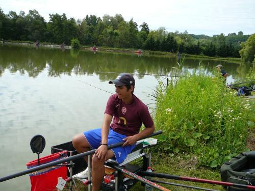 Concours individuel sur le plan d'eau de chuzelles le 13/06/2011 74549a10