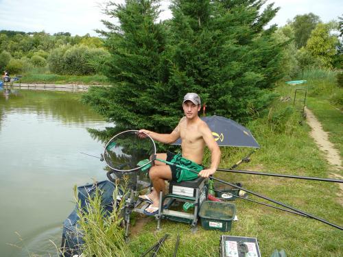 Concours individuel sur le plan d'eau de chuzelles le 13/06/2011 929bad10