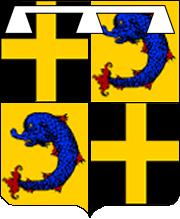 Armorial de l'Ordre de Sainct George Brisur10