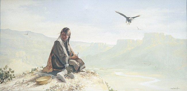 The teachings of Don Juan Matus  - Page 2 Indian10
