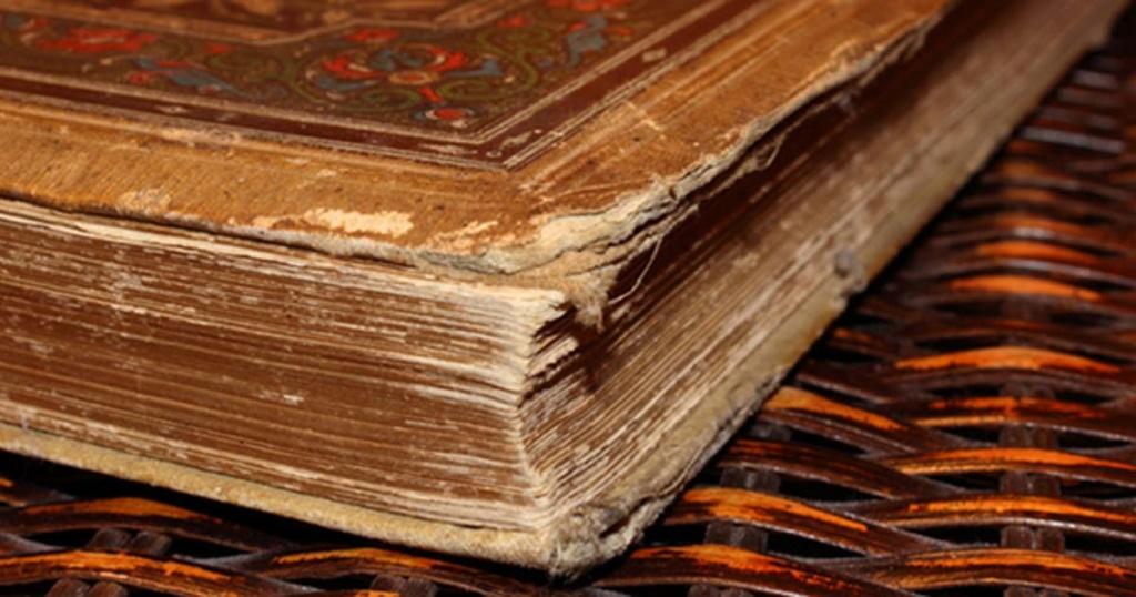 Livre de la bibliothèque