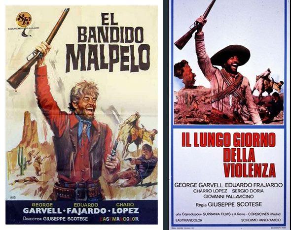 Il lungo giorno della violenza - Inédit - 1971 - Giuseppe Maria SCOTESE Bandit10