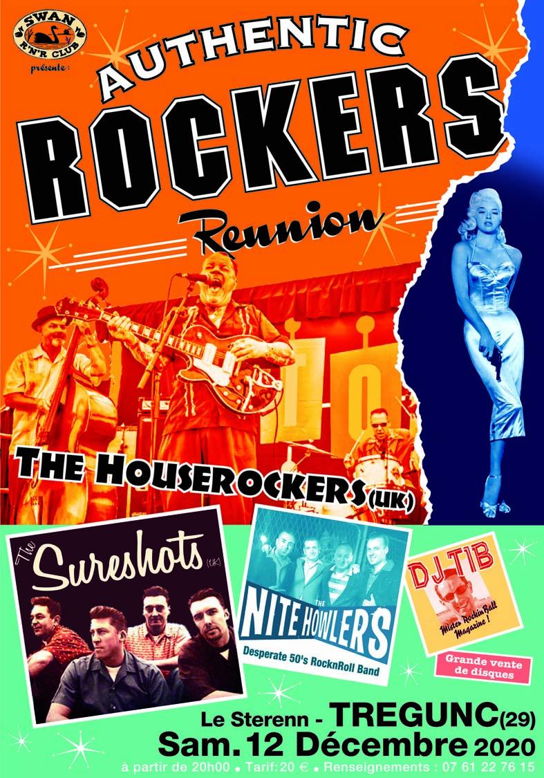 Authentic Rockers Reunion Arr-bi10