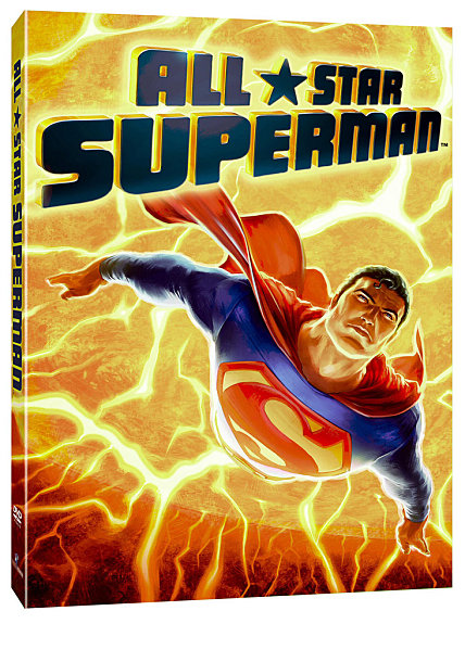 Superman dessin animé (film) All-st10