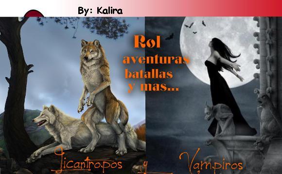 :.:Vampiros, lycans y más:.: