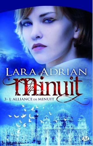 MINUIT (Tome 03) L'ALLIANCE DE MINUIT de Lara Adrian 1103-m10