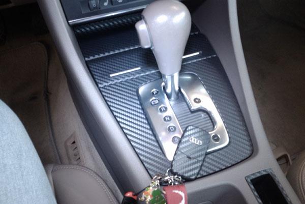 [Photo-Reportage] Audi A4 Cabrio 2.5 TDI Consol10