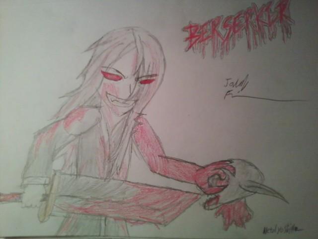 Subclass art (Image heavy) Berser10