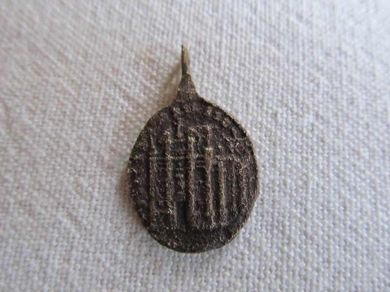 Médaille de Saint Pierre / Saint Paul - Médaille du XVIIIè de Notre Dame d' Einsiedin Photo_12