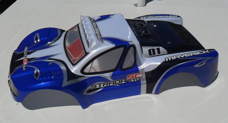 Maverick Strada SC 4x4 Cata-g10