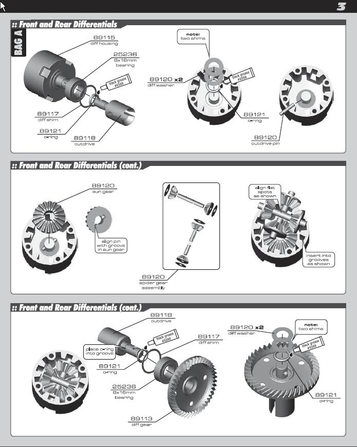 SC8e de chez team associated ( the first ) 2 - Page 3 Diffar10