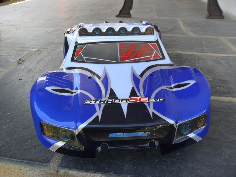 Maverick Strada SC 4x4 Face-a10