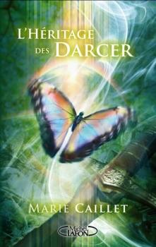 [Caillet, Marie] L'héritage des Darcer Couv4510