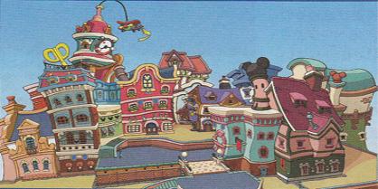 La Ville Disney