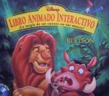 LIBRO INTERACTIVO EL REY LEÓN