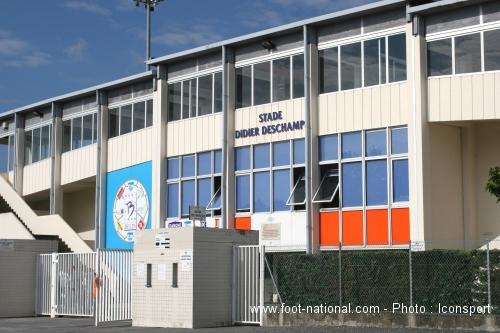 [CFA2] Aviron Bayonnais FC Bayonn10