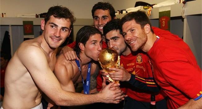 L'Espagne - La Roja Casill10