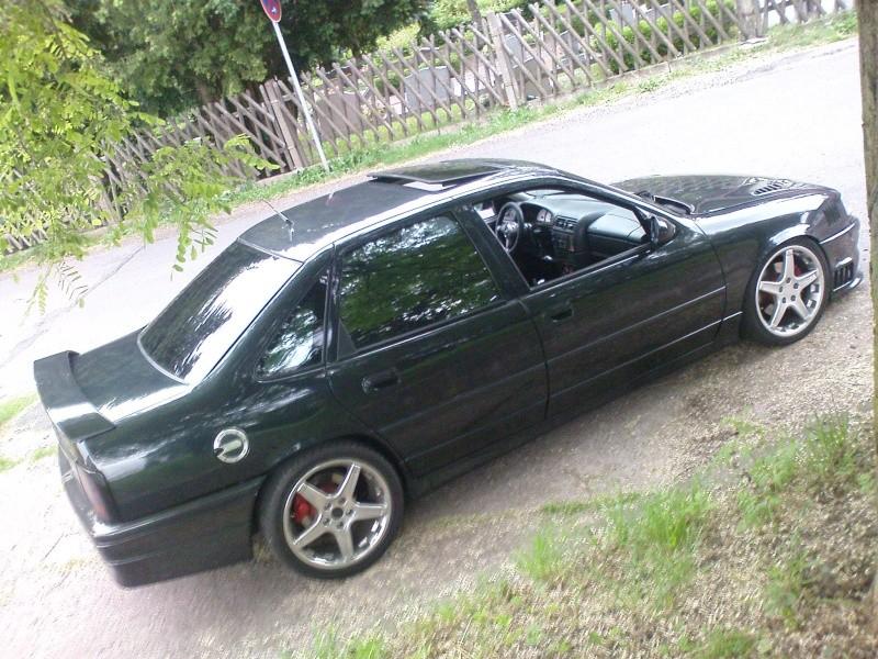 Mein Vectra A 4x4 Turbo - Seite 4 Dsc00717