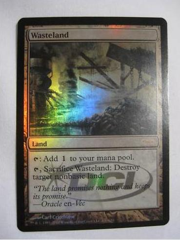 Cartes promos, Judges, Gateway, FNM ... Wastel10