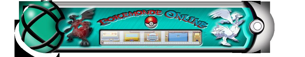 Forum du projet Pokémonde Online
