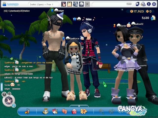 Fotos de la guild Pangya12
