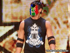 Justin Gabriel Vs Rey Mysterio 4live-10