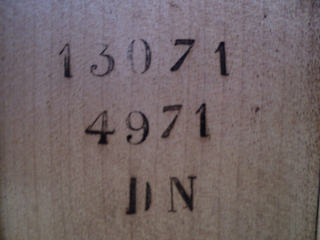 Alexandre : numéros de série et datation Dsc00810