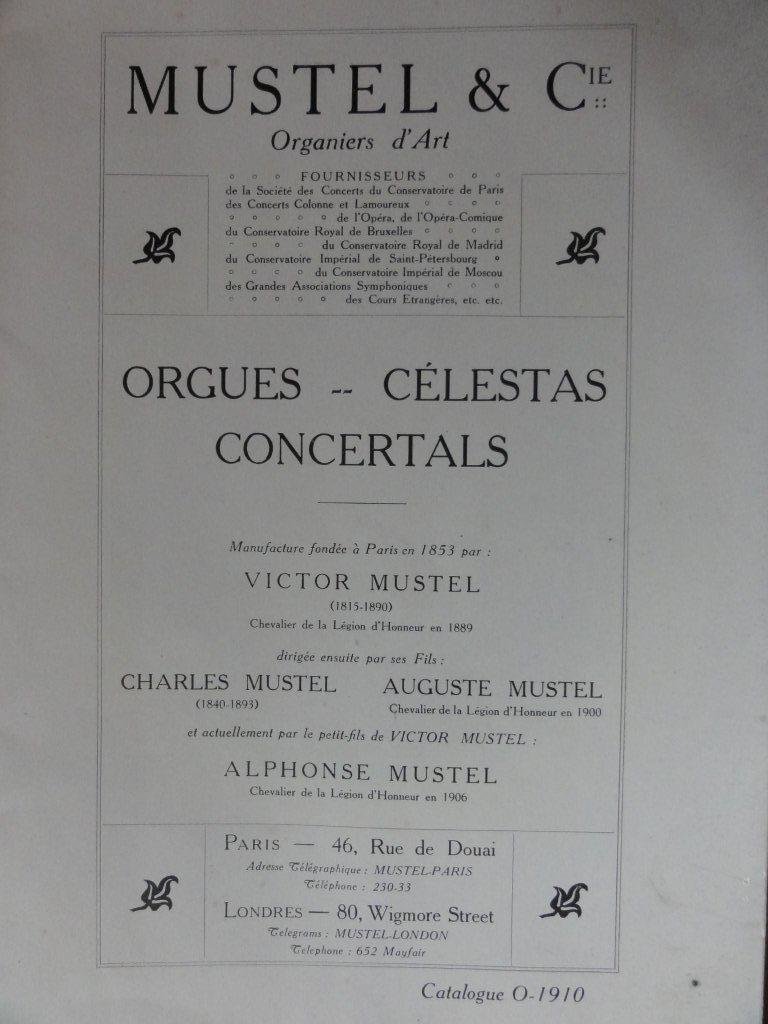 Concertal Mustel : n° 2627-1314  - Page 2 Dsc04914