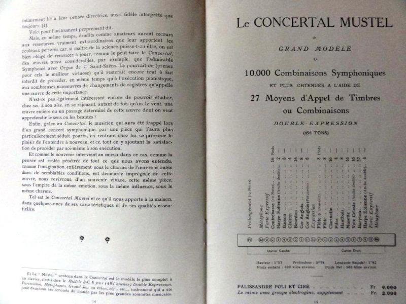 Concertal Mustel : n° 2627-1314  - Page 2 Dsc04922