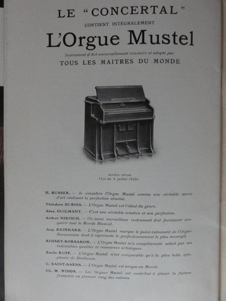 Concertal Mustel : n° 2627-1314  - Page 2 Dsc04925