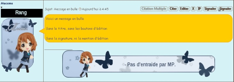 Messages en bulle (PhpBB2 / PunBB) 022
