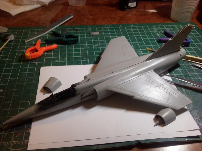Italeri 1/48 Mirage F1 Photo119