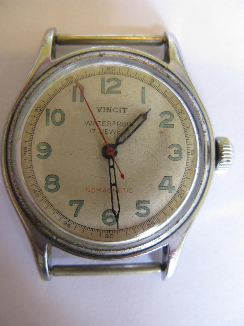 Enicar - Un post qui référence les montres de brocante... tome I - Page 21 Vincit13