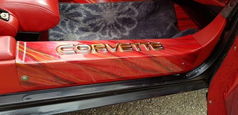 "Chevrolet Corvette C4 ""Liberty"" MPC/ERTL 1:25 & Monogram 1:8 - Seite 12 20170815"