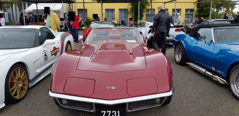 Corvettentreffen des Corvette Club Rhein-Neckar in St. Leon-Rot 2.9.2018 20180925