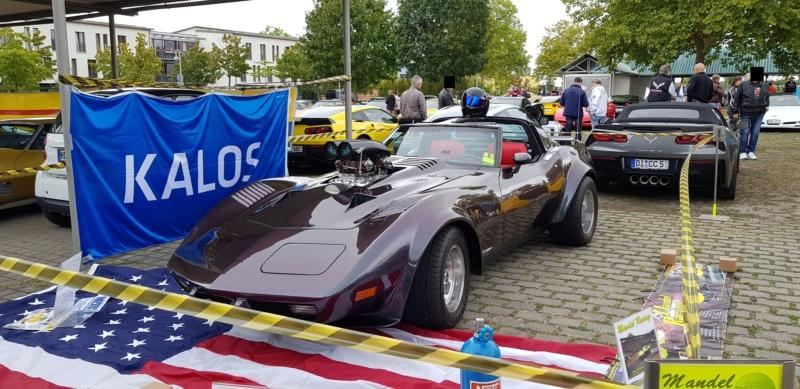 Corvettentreffen des Corvette Club Rhein-Neckar in St. Leon-Rot 2.9.2018 20180927