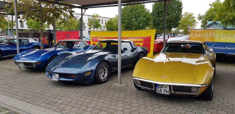 Corvettentreffen des Corvette Club Rhein-Neckar in St. Leon-Rot 2.9.2018 20180930