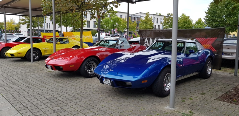 Corvettentreffen des Corvette Club Rhein-Neckar in St. Leon-Rot 2.9.2018 20180931