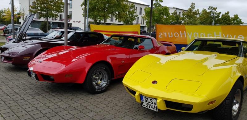 Corvettentreffen des Corvette Club Rhein-Neckar in St. Leon-Rot 2.9.2018 20180932