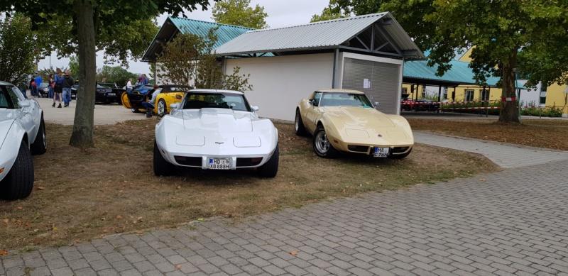 Corvettentreffen des Corvette Club Rhein-Neckar in St. Leon-Rot 2.9.2018 20180941