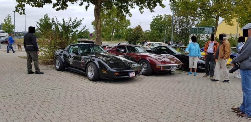 Corvettentreffen des Corvette Club Rhein-Neckar in St. Leon-Rot 2.9.2018 20180946