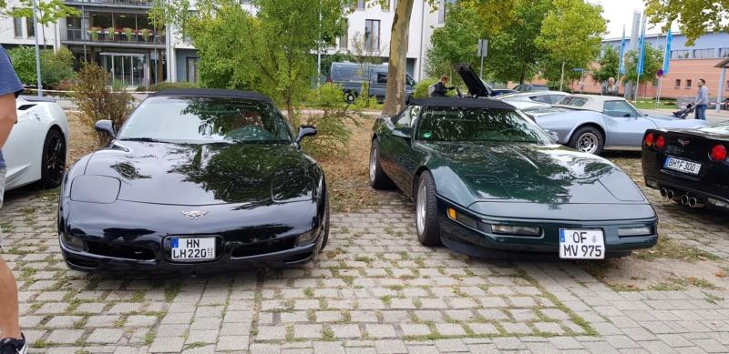 Corvettentreffen des Corvette Club Rhein-Neckar in St. Leon-Rot 2.9.2018 20180947