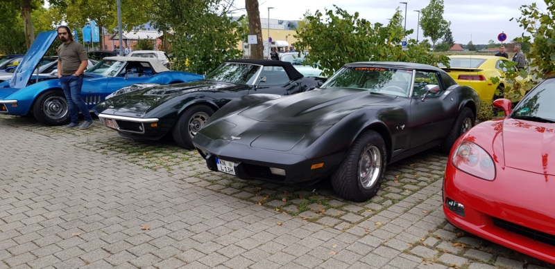 Corvettentreffen des Corvette Club Rhein-Neckar in St. Leon-Rot 2.9.2018 20180956