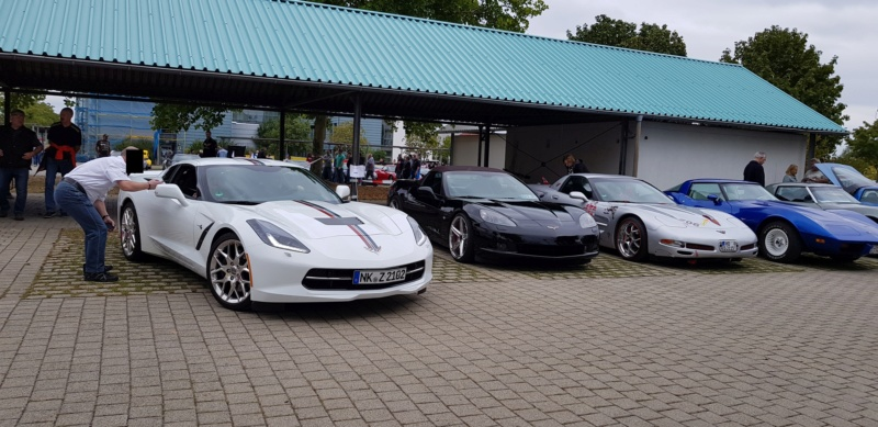Corvettentreffen des Corvette Club Rhein-Neckar in St. Leon-Rot 2.9.2018 20180957