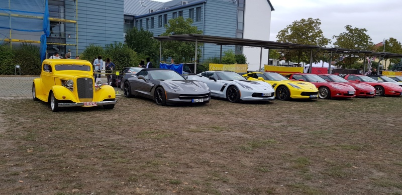 Corvettentreffen des Corvette Club Rhein-Neckar in St. Leon-Rot 2.9.2018 20180967