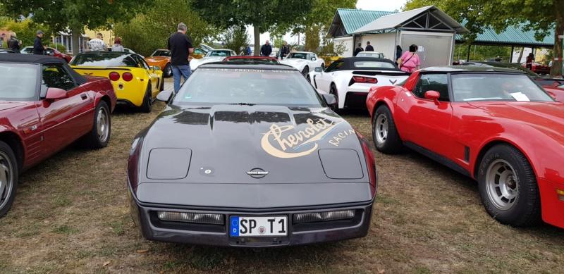 Corvettentreffen des Corvette Club Rhein-Neckar in St. Leon-Rot 2.9.2018 20180975